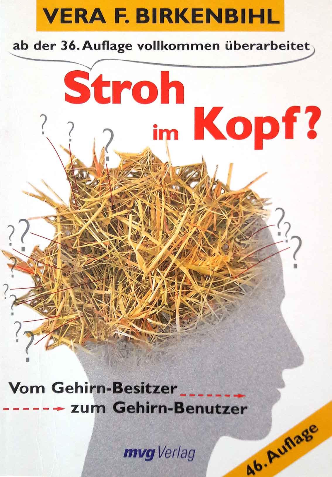 Buchtipp Stroh im Kopf von Vera F. Birkenbiehl